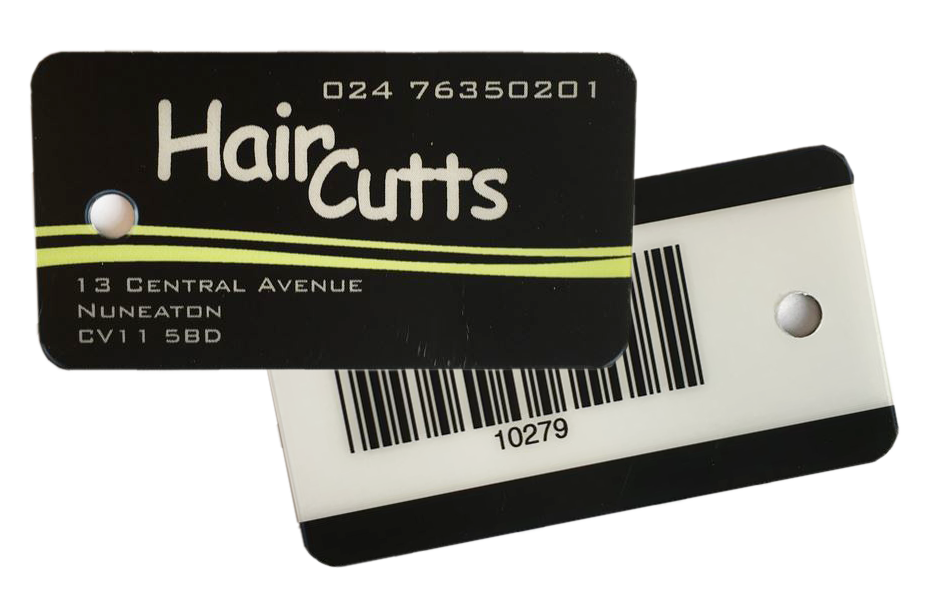 Picture of Treat Card for Hair Cutts